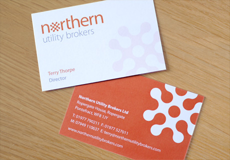 Northern Utility Brokers Stationery