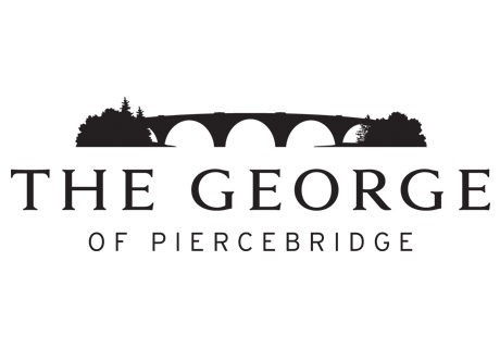 The George of Piercebridge logo